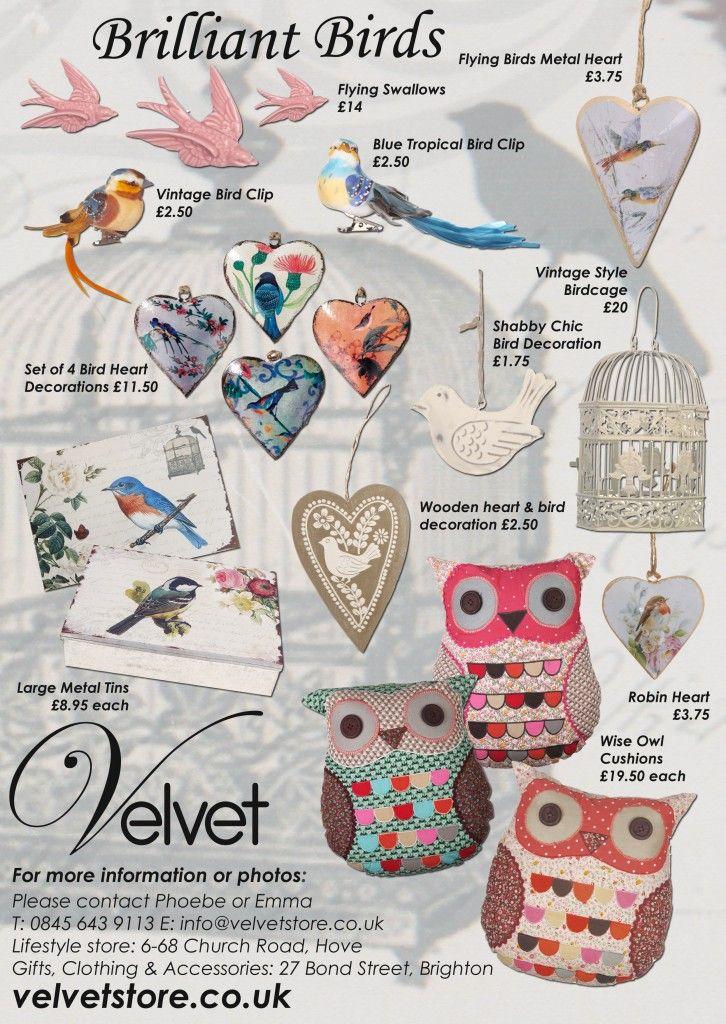 Brilliant Birds Press Release 2012