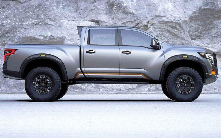 2017 Nissan Titan Warrior Price
