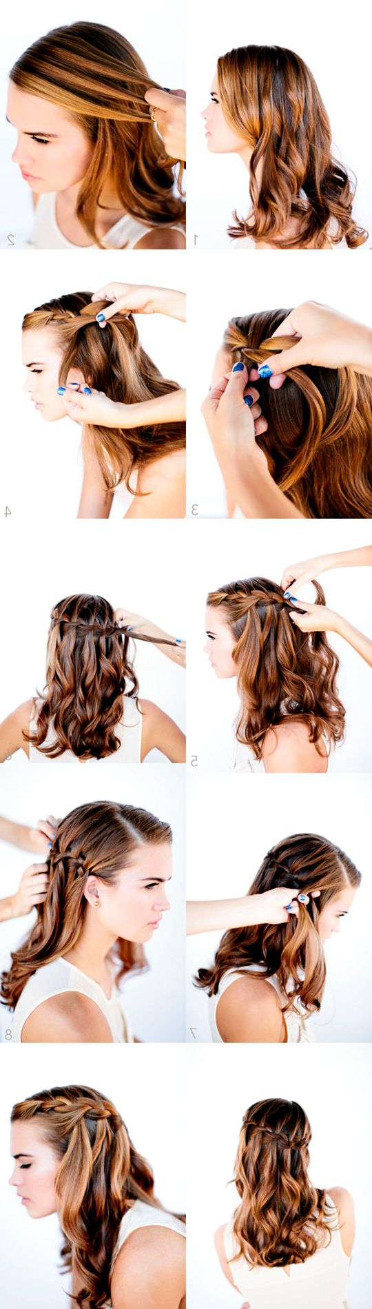new wedding hairstyles step by step with pictures - http://ytnetwork.net/2016/04/02/new-wedding-hairstyles-step-by-step-with-pictures/