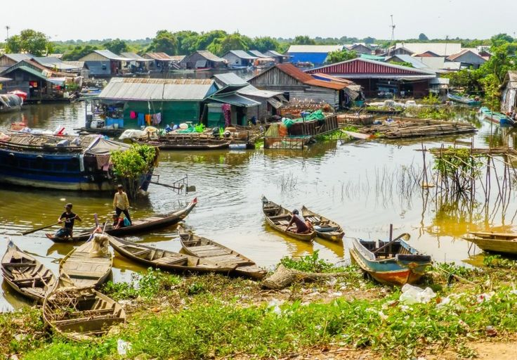 Cambodia 2015: Open Competition Seeks Proposals for Floating Structures on Tonle Sap Lake
