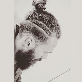 Maybe even do a combo ~lewk~. | Men Have Learned How To Braid Their Hair And They're Not Looking Back
