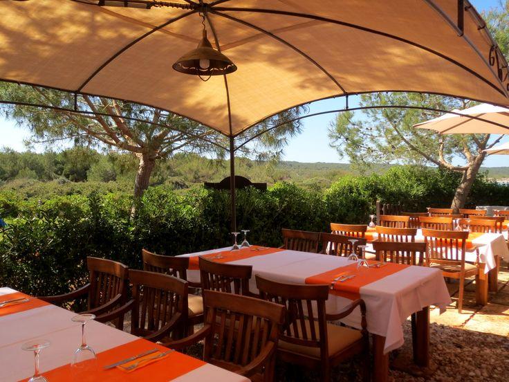 Restaurant at Naturplaya Hotel, Mallorca