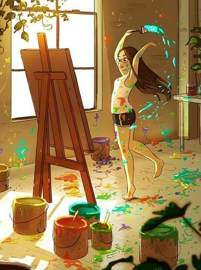 The Magic of Painting