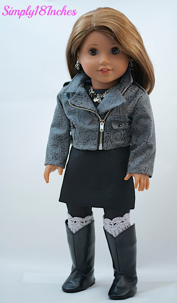 American Girl doll clothes by Simply18Inches.