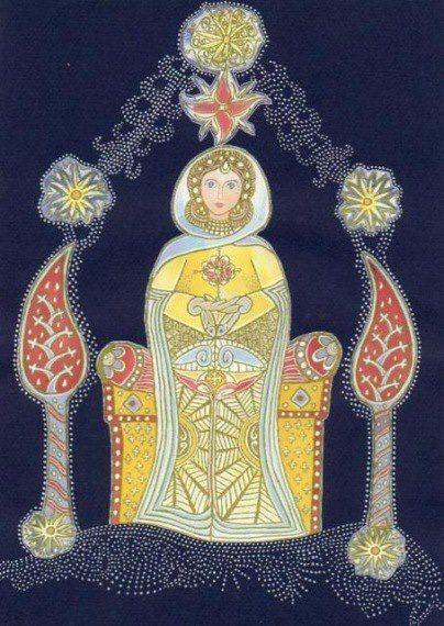 Eketiltó-Földtiltó Boldogasszony - Szeplőtelen fogantatás ünnepe, december 8.