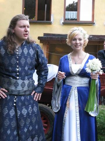 Stroje ślubne. Wedding Dress. Wykonanie/ hand made: Agnieszka Mazur. Artykuł w Gazecie Myszkowskiej: http://www.gazetamyszkowska.pl/articles/794