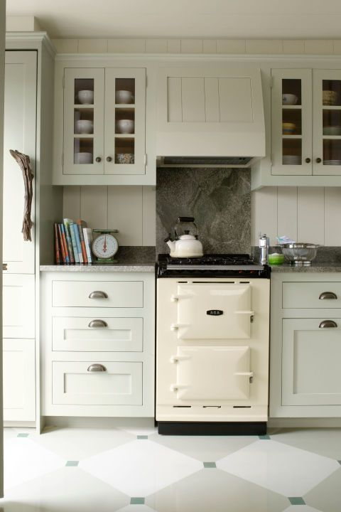 10 Paint Colors To Try If You Dream Of A Green Kitchen Part 36