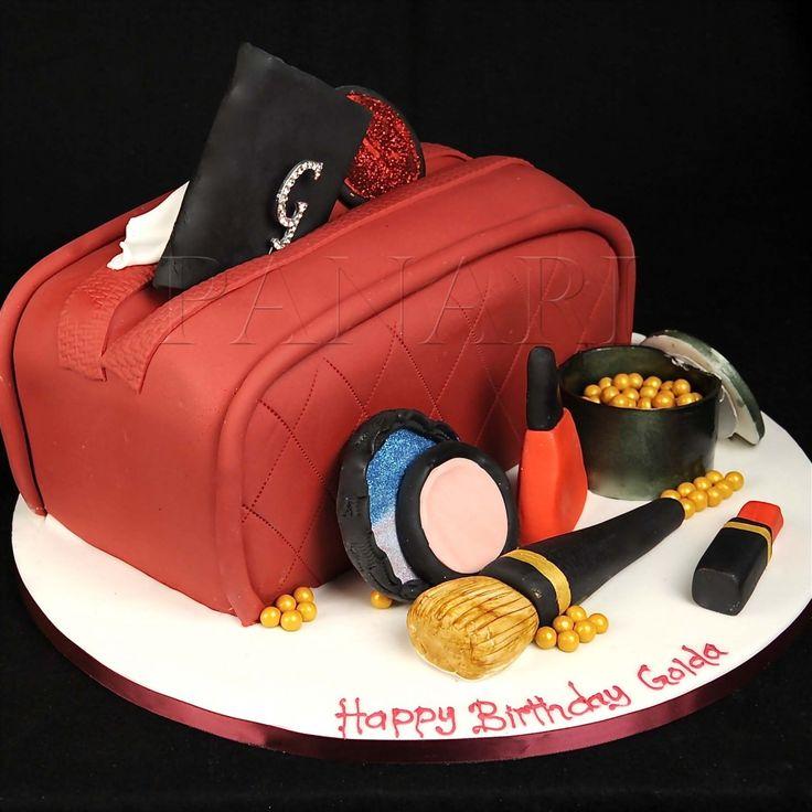 Bag Birthday Cake