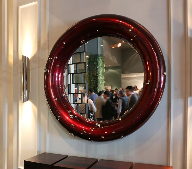 Belize Mirror By Brabbu We Will Be At Decorex 2016 Stand G26 Interior