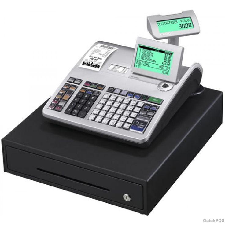 CASIO SES3000 ECR Cash Register