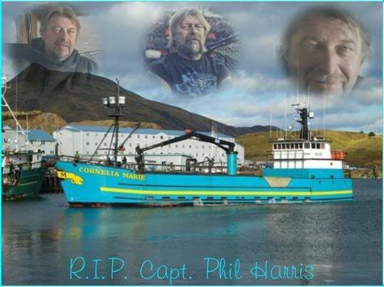 phil harris deadliest catch | RIPPhilHarris.jpg R.I.P. Capt. Phil Harris image by Rowen-xfii