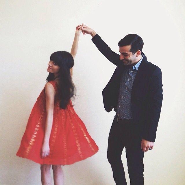 Robert & Christina   newdarlings #fpme #freepeople #fplovestories