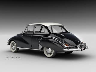 1963 DKW-Vemag Belcar