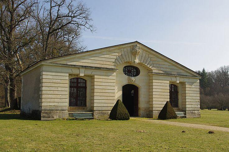 Château de Richelieu. L'Orangerie, 2012. Photo: Daniel Clauzier.