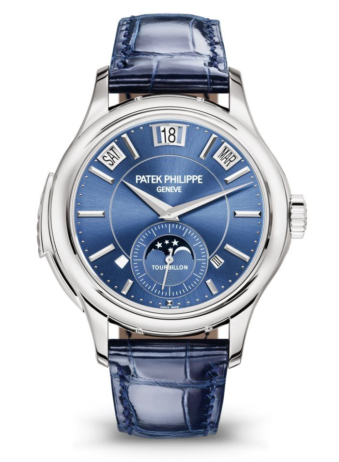 a94df16db07 Patek Philippe Grand Complications Ref. 5207G-001 White Gold - Face ...