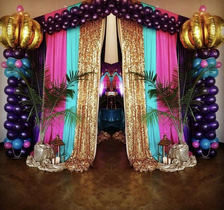 Lara Arabian Nights Party Catchmyparty Com