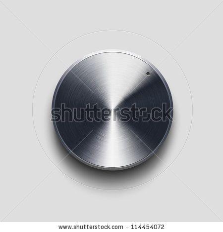 Dial knob by Pixotico, via Shutterstock