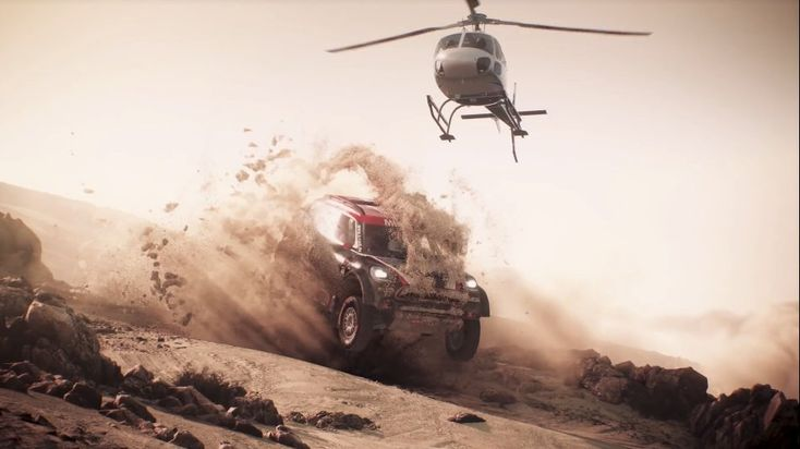 Dakar 18 Announced for PS4 #Playstation4 #PS4 #Sony #videogames #playstation #gamer #games #gaming