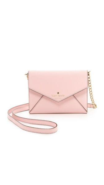 pink purse | Kate Spade