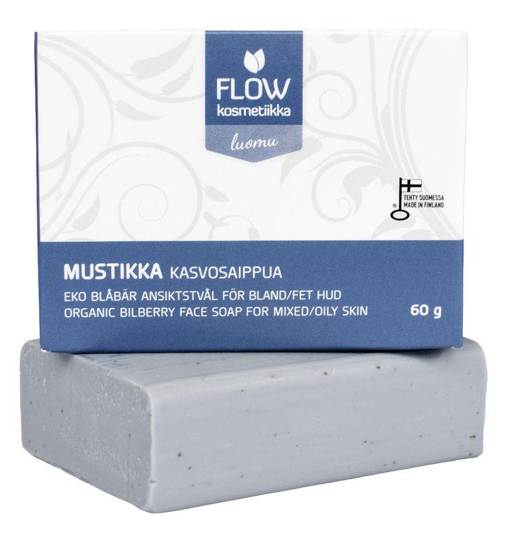 Bilberry facial soap http://www.flowkosmetiikka.fi/epages/vilkas02.sf/en_GB/?ObjectPath=/Shops/20110413-11092-34237-1/Products/135