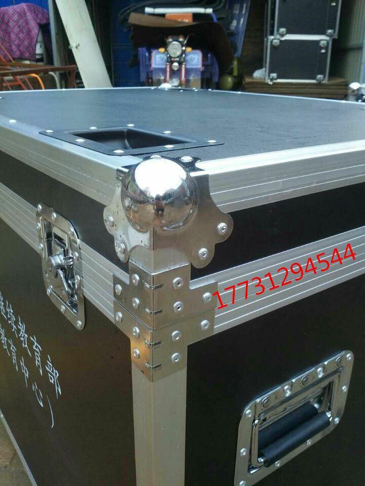 Custom aluminum alloy box Toolbox air box audio box case trolley show costumes box