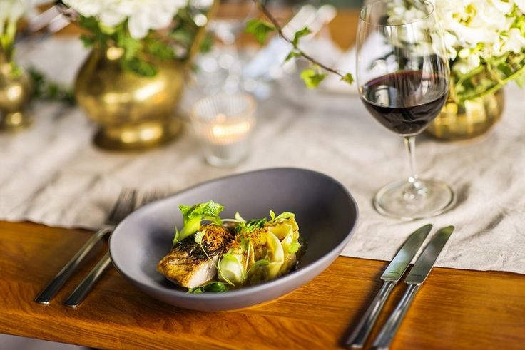 Delicious Food for Weddings at Spicers Tamarind Retreat - Sunshine Coast.