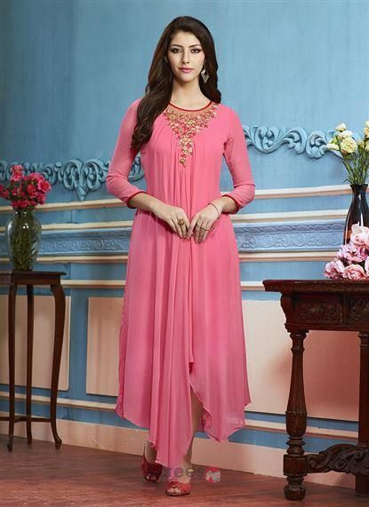 Kurtis Online - Buy Designer Kurtis   Suits for Women - Myntra Online  Shopping In Canada c9162511a
