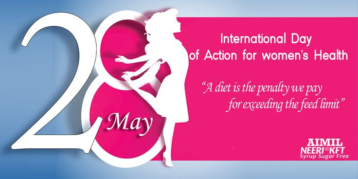 """A #diet is the #penalty we pay for exceeding the #feed limit"""" #InternationalDayOfActionForWomenHealth"""