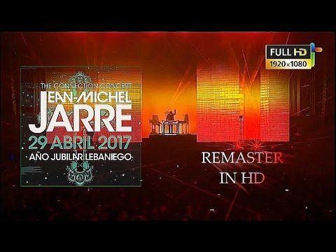 Jean Michel Jarre LIEBANA REMASTER IN HD BEST QUALITY Electronica World ...