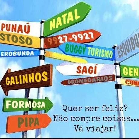 Foto: Www.buggyturismo.com.br Escolha seu destino