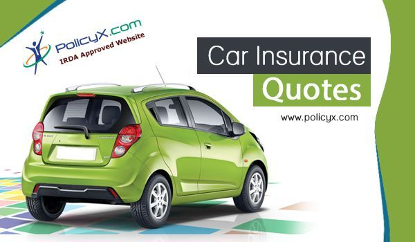 Get Free instant car insurance quotes online at PolicyX. We help you to provide the best deal in the budget by comparing quotes from leading motor insurers #QuickCarInsuranceQuote