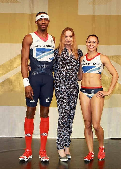 Stella McCartney - Team GB kit for London 2012 Olympics