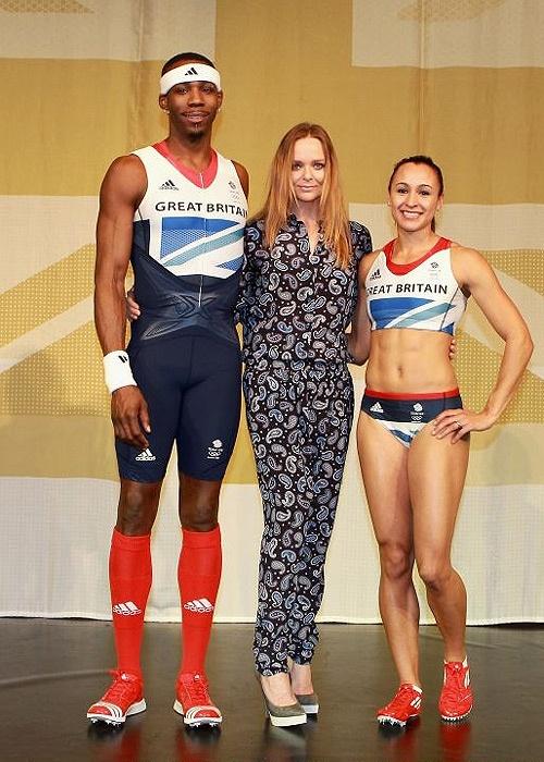 Stella McCartney - Team GB kit for London 2012 Olympics