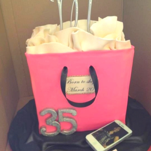 Best Birthday Cakes Images On Pinterest Biscuits Birthday - 35th birthday cake ideas
