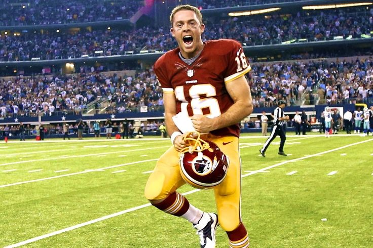 Chris Cooley: Colt McCoy could start for six NFL teams this year