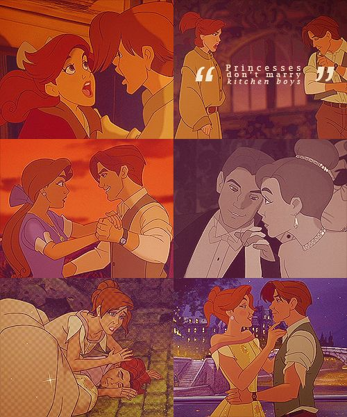 """Maybe my favorite Disney movie of all time.  Pinner: """"Once Upon a December..."""""""