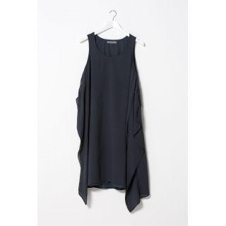 "Silk Split Tank Dress | Apparel & Knits | Summer 2013 ""Lumiere"" | Collections | Elk Accessories"