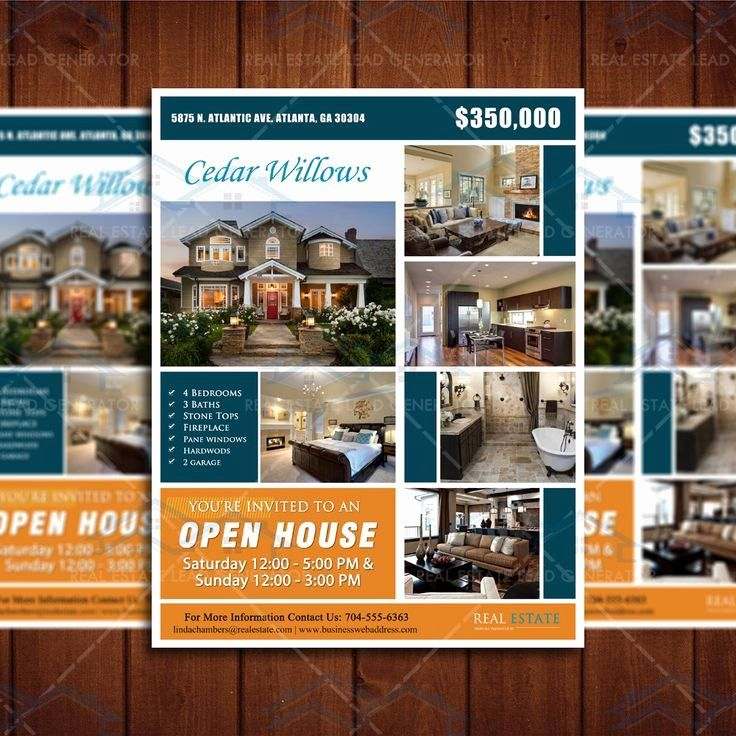 Real Estate Marketing Flyers Fresh 8