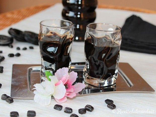 Ricetta per Liquore alla Liquirizia (Anima Nera)