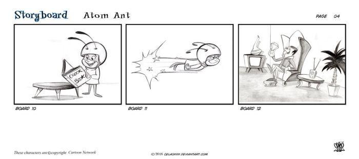 Atom Ant by celaoxxx