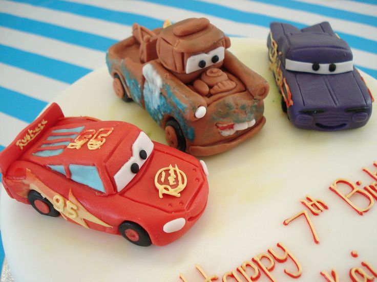 Disney Cars Cake Images : Disney cars cake by The-Fairy-Cakery LightningMcQueen ...