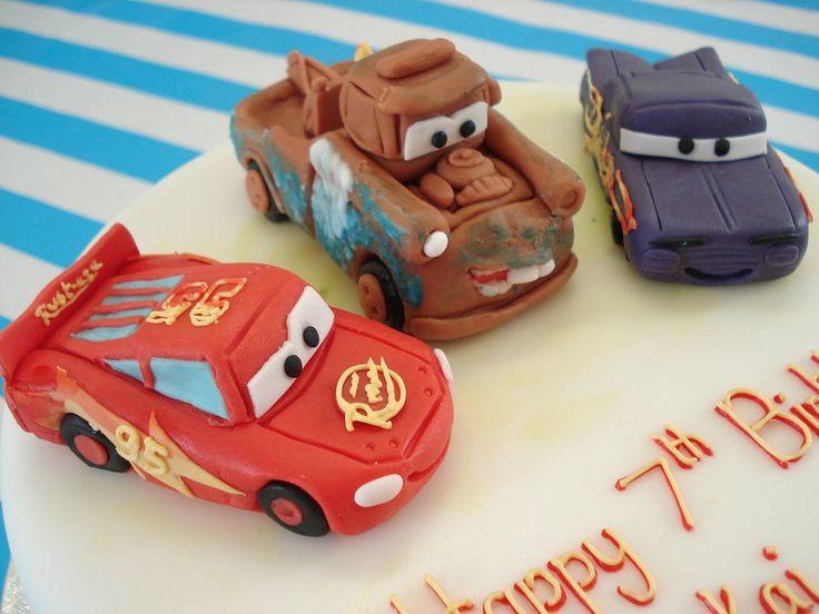 Disney Cars Cake Images : Disney cars cake by The-Fairy-Cakery LightningMcQueen ...