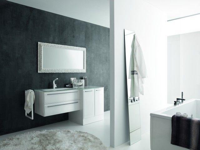 10 best mobili lavanderia images on pinterest | laundry, stiles ... - Arredo Bagno Con Portalavatrice