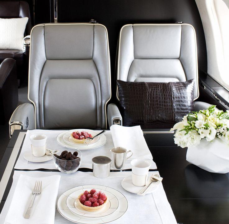 7 Amazing Aircraft Interior Designs