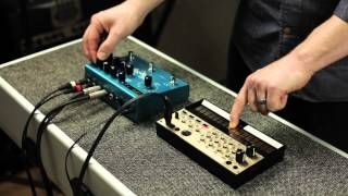 strymon big sky - YouTube