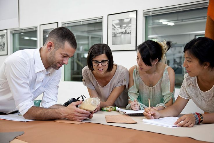 JENNY HSU, YUNA KIM and BENJAMIN BILLICK visiting the Analytical Laboratory