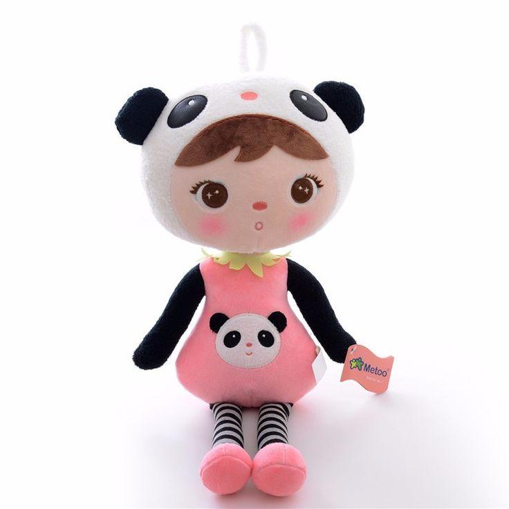 Baby Dolls METOO Plush Toys Pink Koala 16'' New - Plush Baby Toys