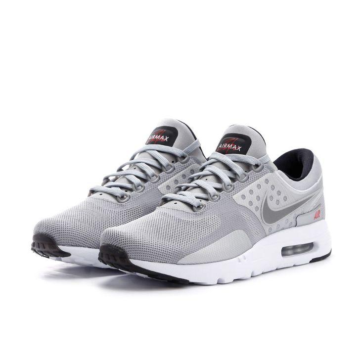 Nike Air Max Zero QS Metallic Silver - ab 159,00 Euro - in jeder Größe auf everysize.com finden und aus über 25 Online-Shops auswählen und bestellen.