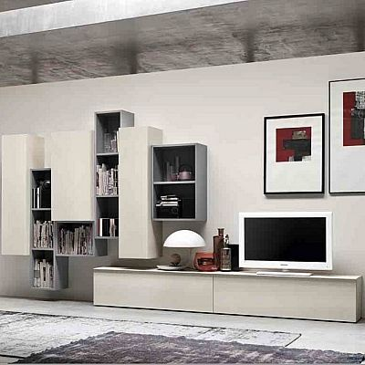 Amazing contemporary 'Polli' TV Unit by Orme