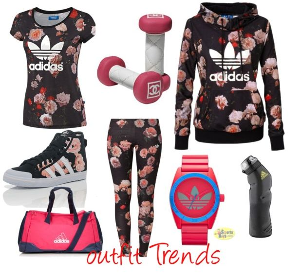 Buy adidas floral outfit   OFF79% Discounted 13c480035